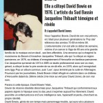 Frequence Grand Lac David Bowie Jacqueline Thibault